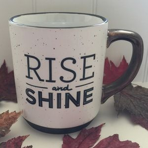 Other - Rise & Shine Coffee Cup